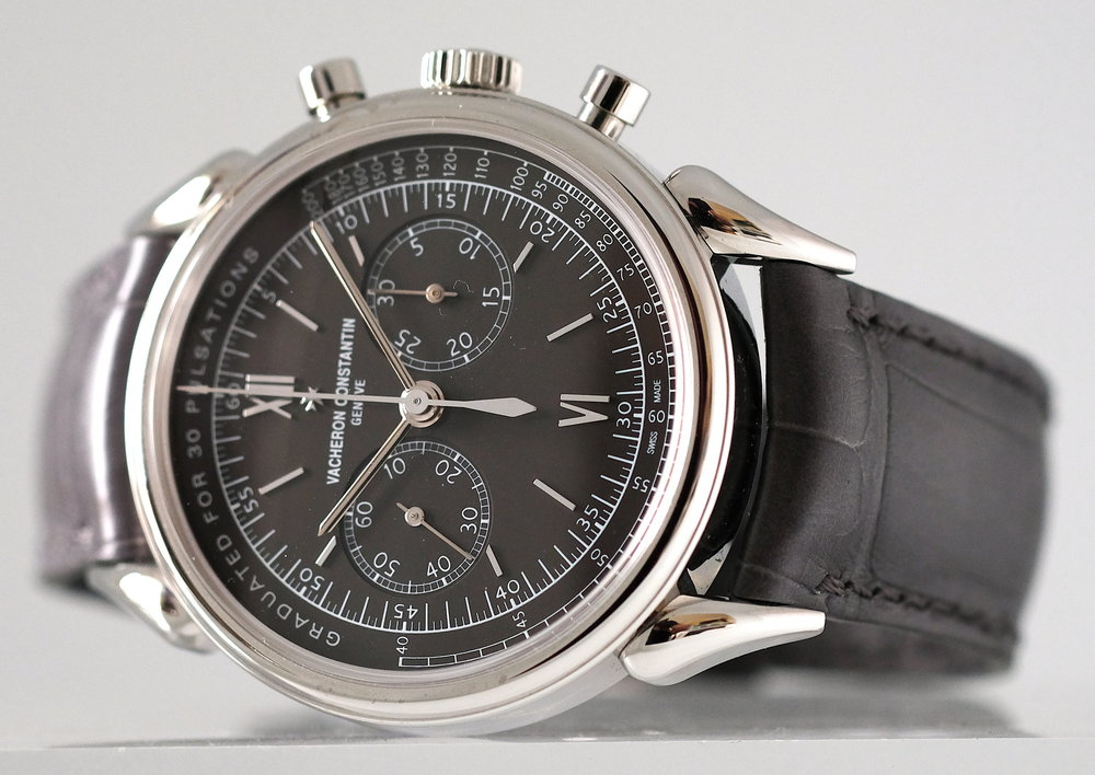 Vacheron Constantin Steel Chronograph   SOLD
