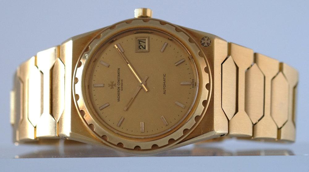 """Vacheron Constantin 222 """"jumbo"""" Gold  Price: $37,500"""