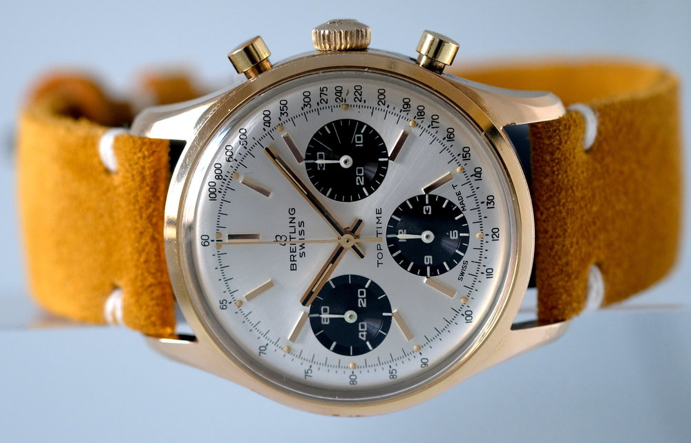 Breitling Top Time Chronograph Ref. 810 *  SOLD