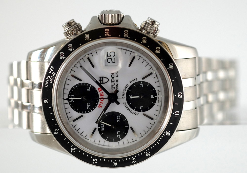 Tudor Tiger Chronograph  Sold