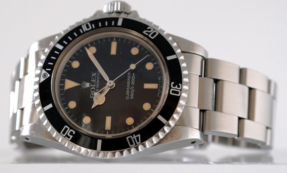 Rolex Submariner 5513 Circle markers   SOLD