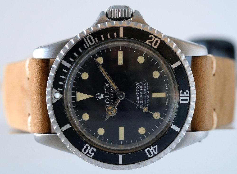 Rolex Submariner Ref. 5512 Meters First*  SOLD