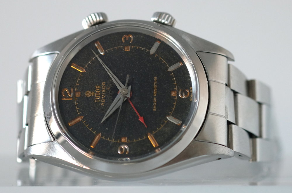 Tudor Advisor Tropical and Ranger Dial   SOLD