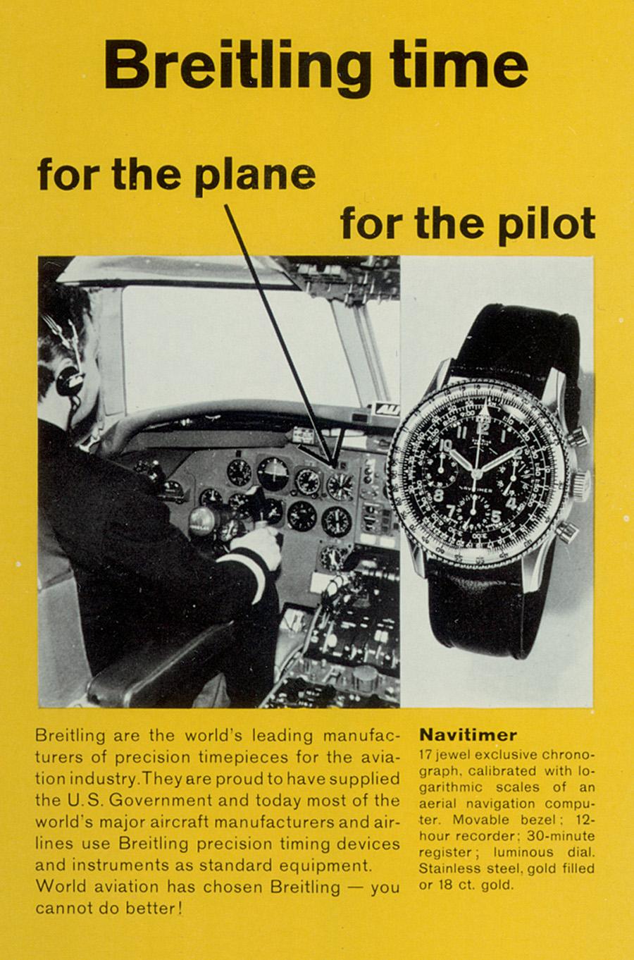 Breitling-for-plane-for-pilot