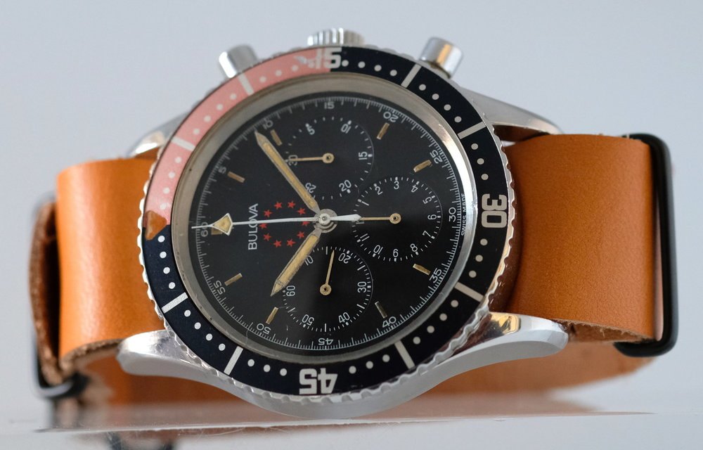 Bulova Marine Star Chronograph  SOLD