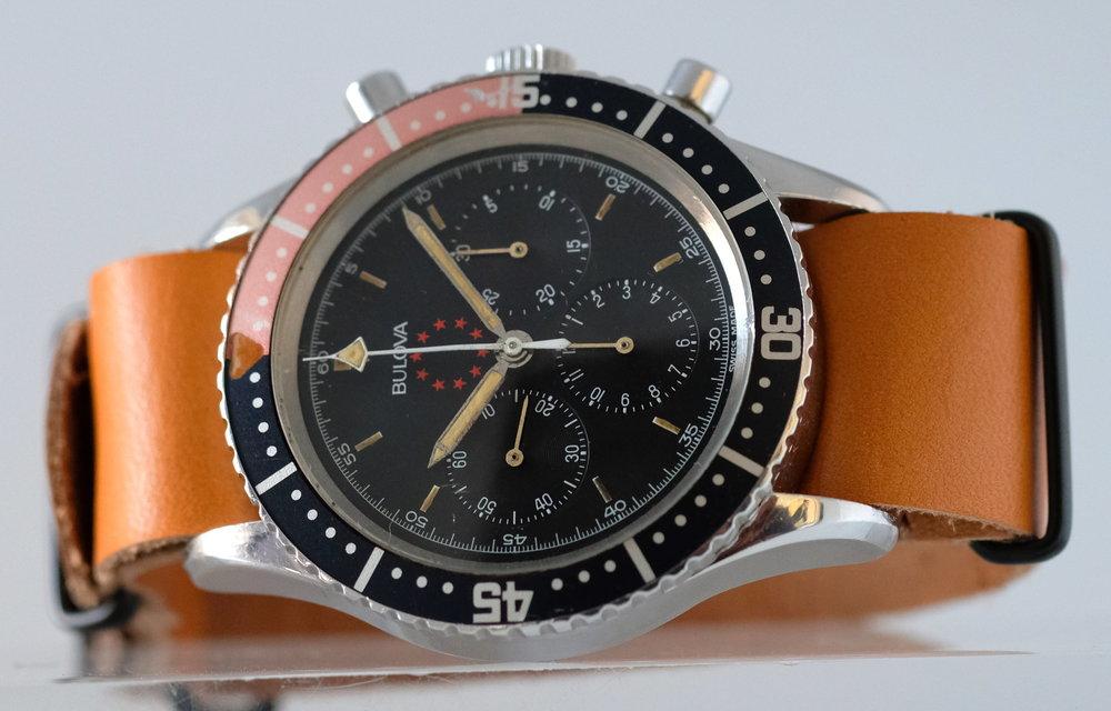 Bulova Marine Star Chronograph  SOLD