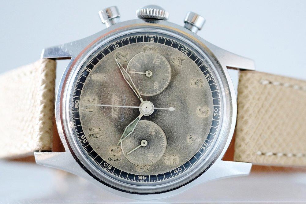 Tissot Radium Chronograph for Galli Zürich  Price: $2,995