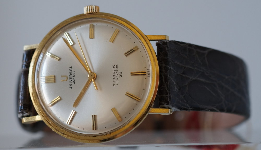 Universal Geneve Chronometer 28  SOLD