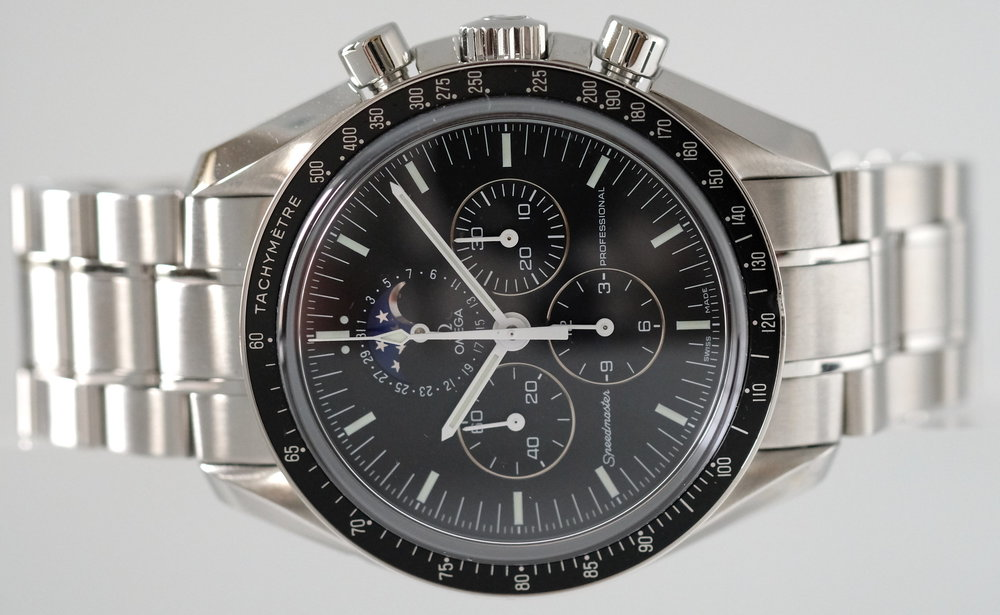 Omega Speedmaster Professional w/ Moonphase   SOLD