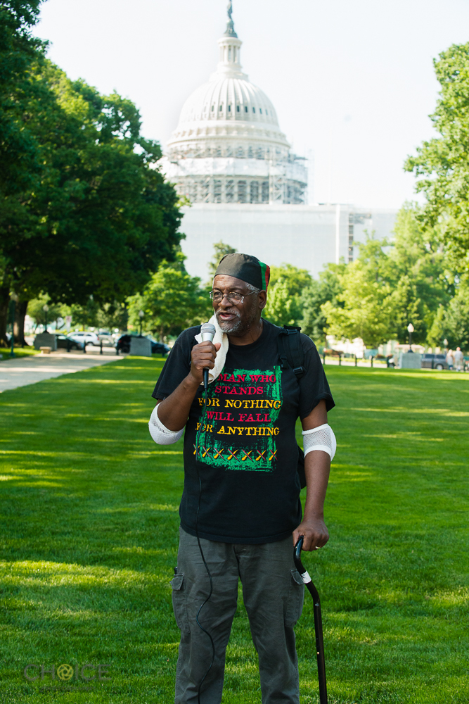 Mississippi native K.D. Steward, 66, served one tour in Vietnam in 1969. It has been 40 year fight for benefits from the VA, which he just started receiving in 2011. May 28, 2016 Washington, D.C.