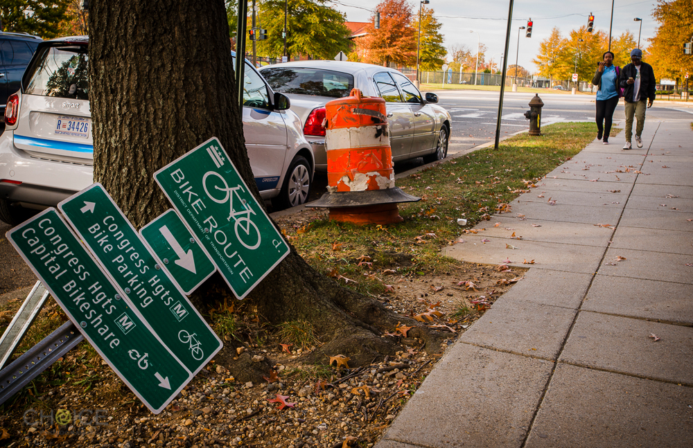 13th and Alabama Avenue, SE, Washington, D.C. November 8, 2016 (Rodney Choice/Choice Photography/www.choicephotography.com)