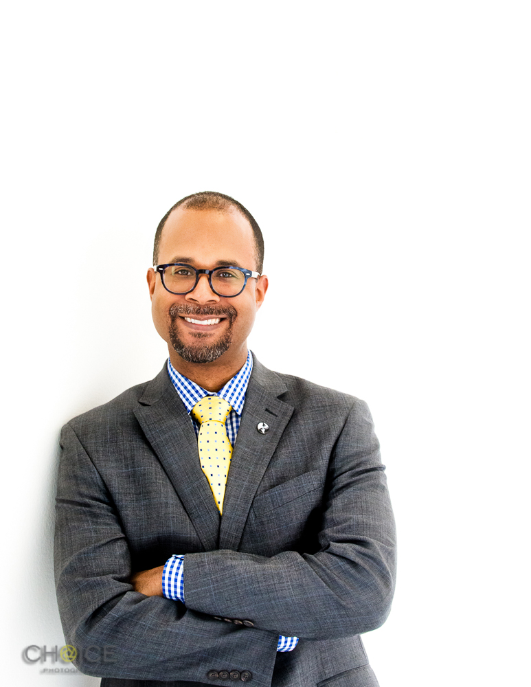 Jason D. Lee, Chief Executive Officer, Focus: Hope, Detroit, Michigan