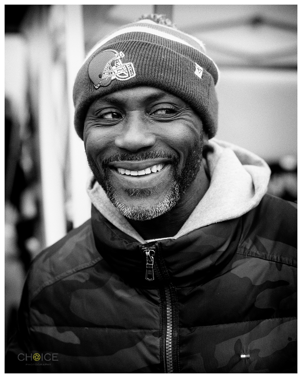 James is an Immigrant from Ghana living and working in United States. (Rodney Choice/Choice Photography/www.choicephotography.com)