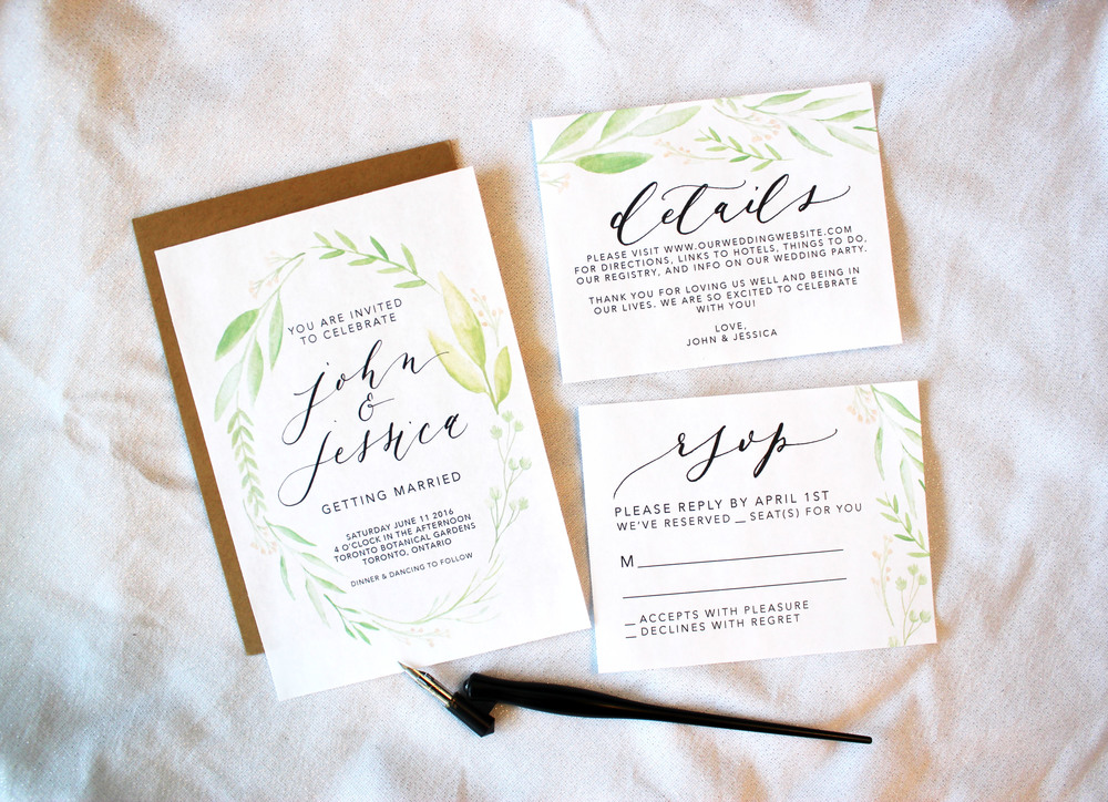 U olive branch co calligraphy