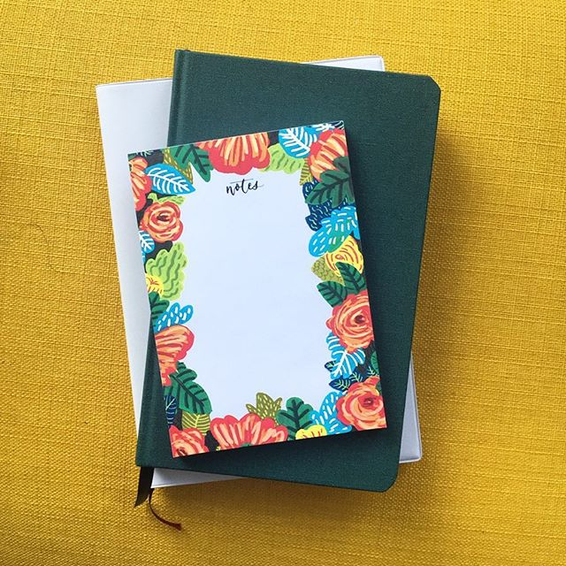 New notepads👌🏼 andddd, a giveaway??!!! I'm at @gotcraftmarket this weekend with these brand new fun and colourful notepads (because we need a little colour and flowers all year long, right???) - and I've got 2 tickets and a notepad to give away! To enter, follow me and tag a friend who you'd love to come to the market with. And that's it! Yay giveaways!!!! (This contest is in no way affiliated with instagram) Closes at midnight PST, December 6. ✒️✒️✒️ . . . #shopsmall #shoplocal #vancouver #giveaways #stationerylove #yvr #etsyca #etsyvancouver #vancouvertodo #vancouvermarkets #vancouvergiveaways #paperlove #notes #flowers #gotcraftmarket #dailyhivevan #vancouverisawesome #vancouverstyle
