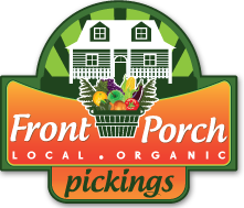 Front Porch Pickings Logo
