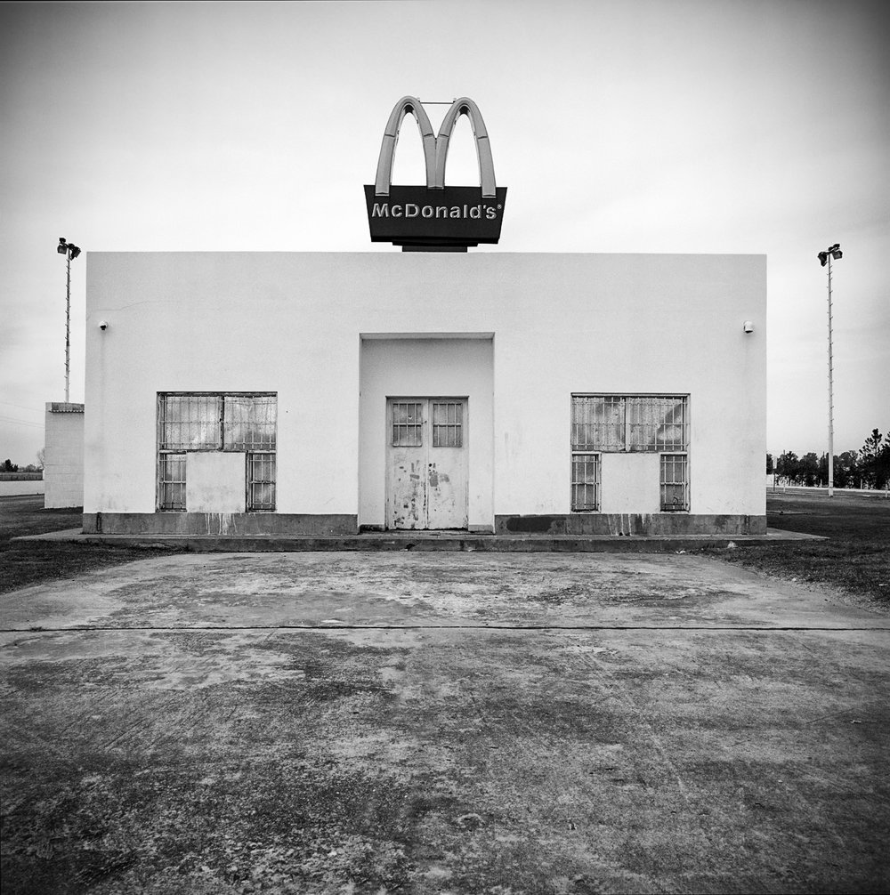 Mc Donald´s, Route 2