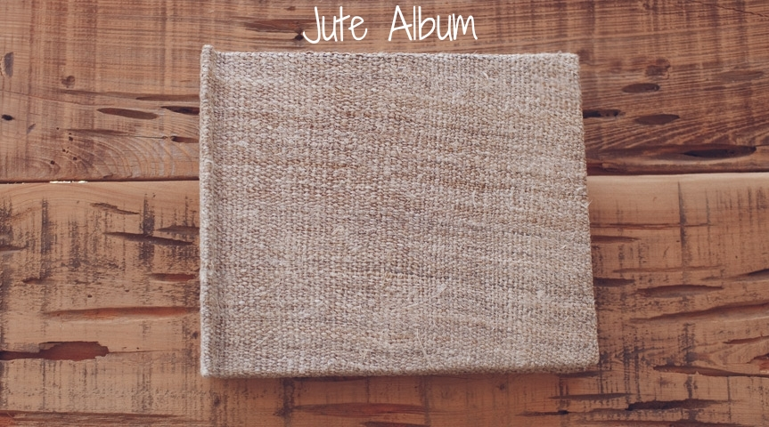 Jute Album     Click image for details