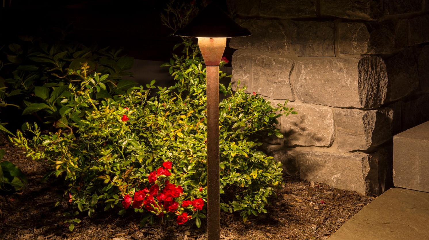 Landscape Lighting Fixture Outdoors New Yourk Hamtons Long Island Manhattan Jpg