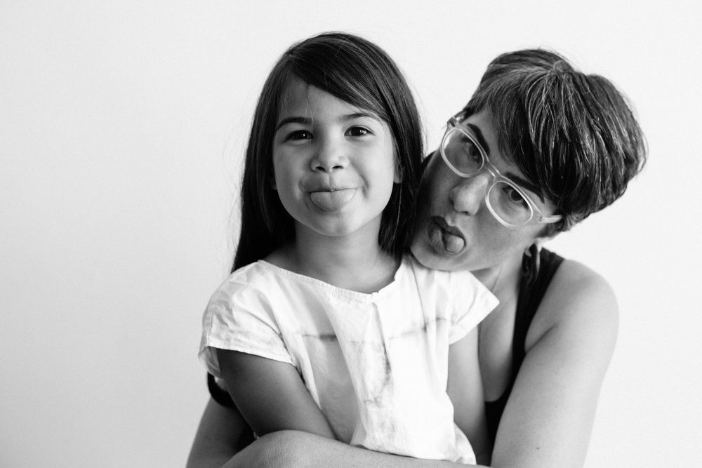 mother daughter photo session