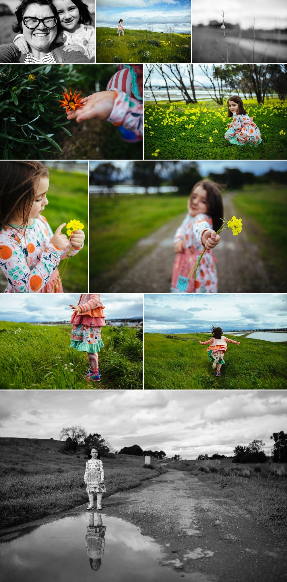 Menlo Park Family Session