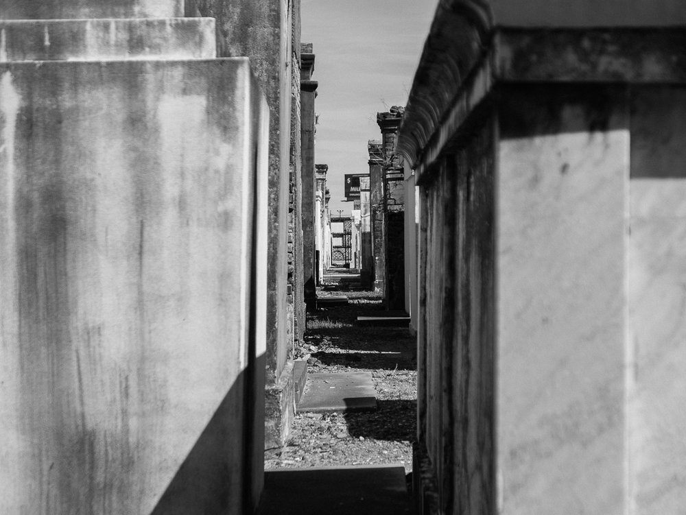 st louis cemetary two