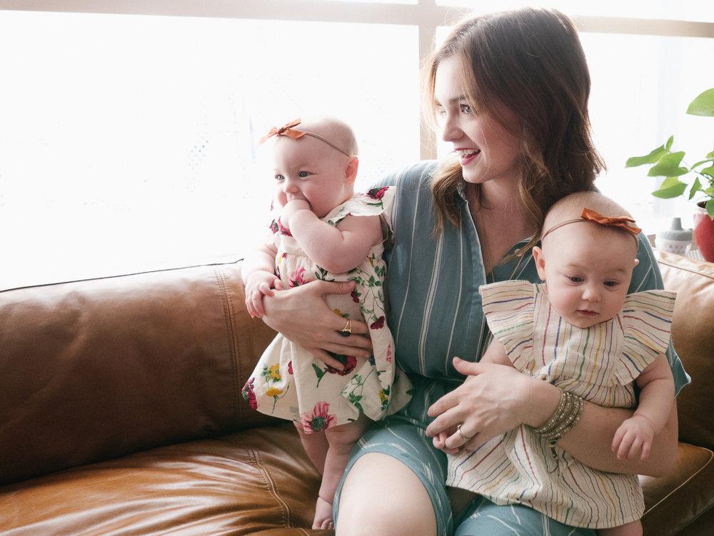 twin momma