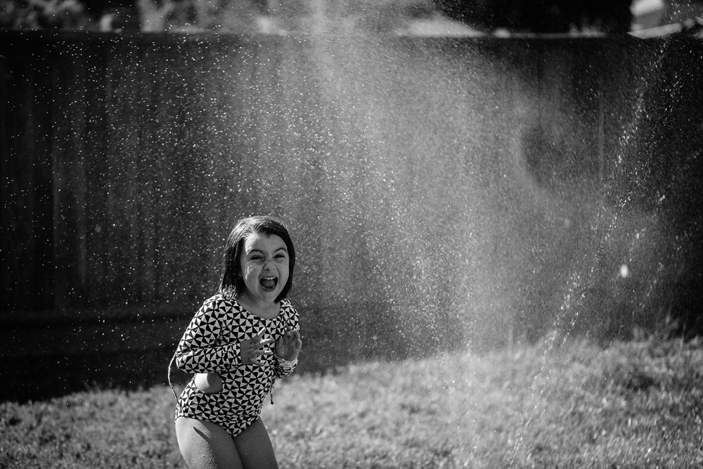 excited about sprinklers