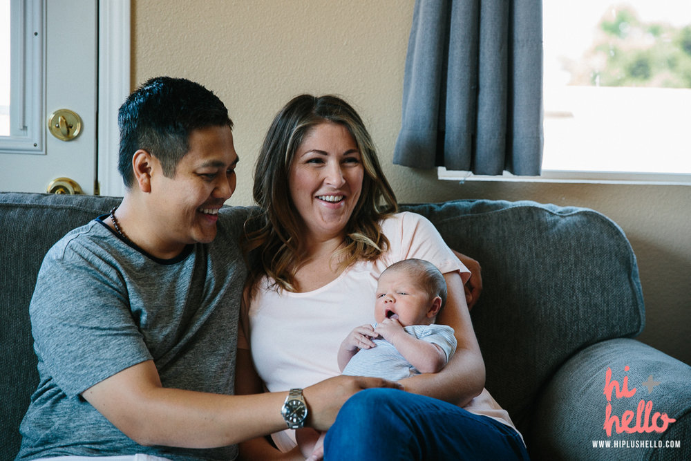 bay area newborn lifestyle