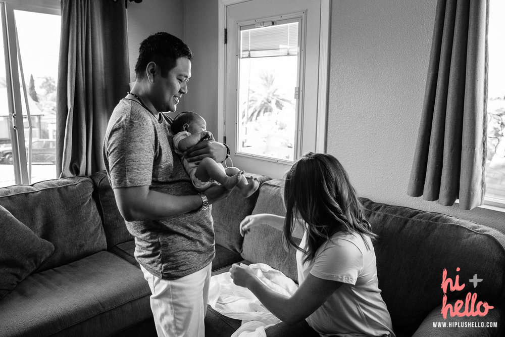 best hayward newborn photographer