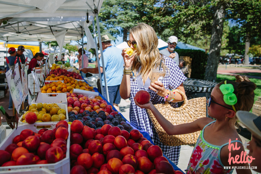 farmers market photographer