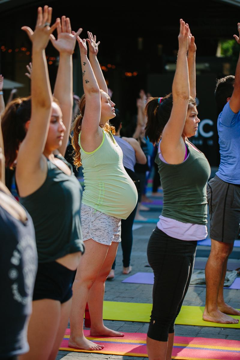 prenatal yoga san jose
