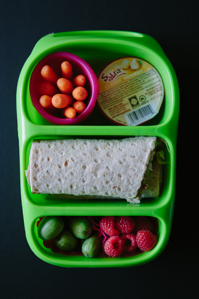 first day of school bento box