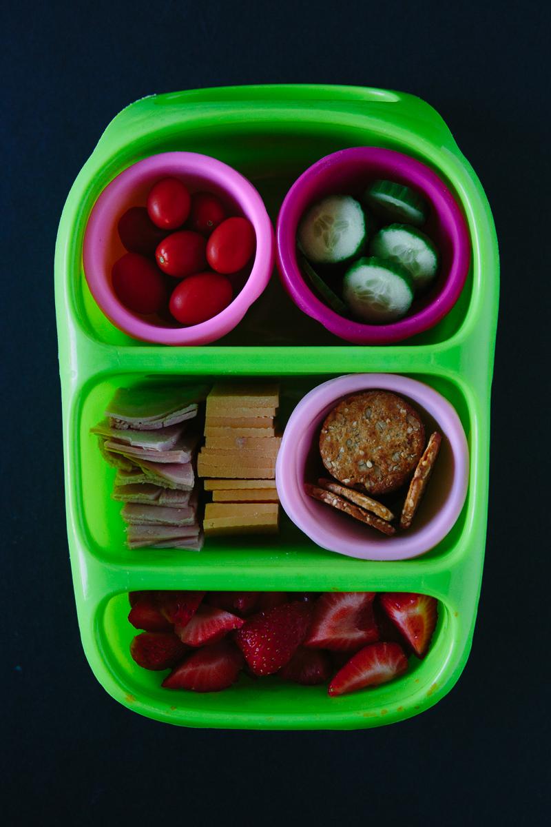 bento box ideas for school