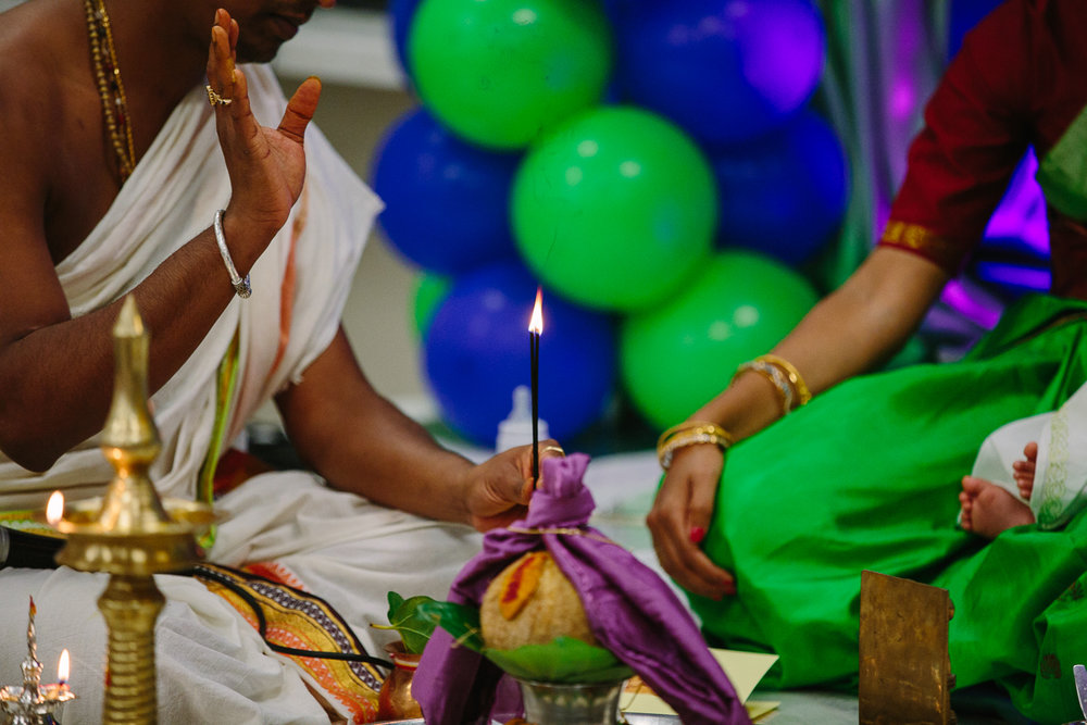 hindu naming ceremony