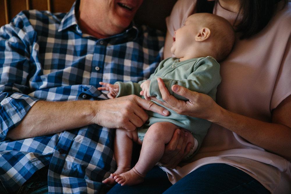 Bay Area Newborn Session