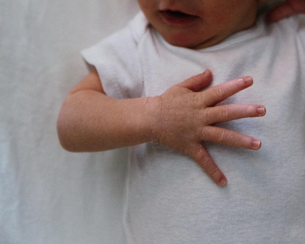 san francisco newborn details