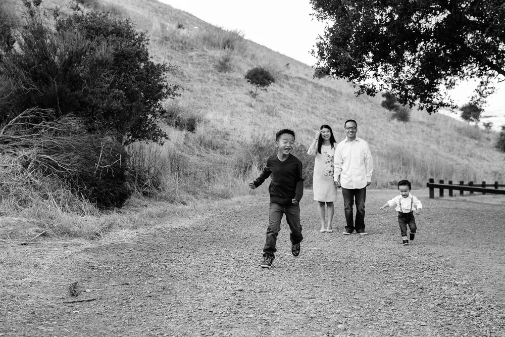 coyote hills family session