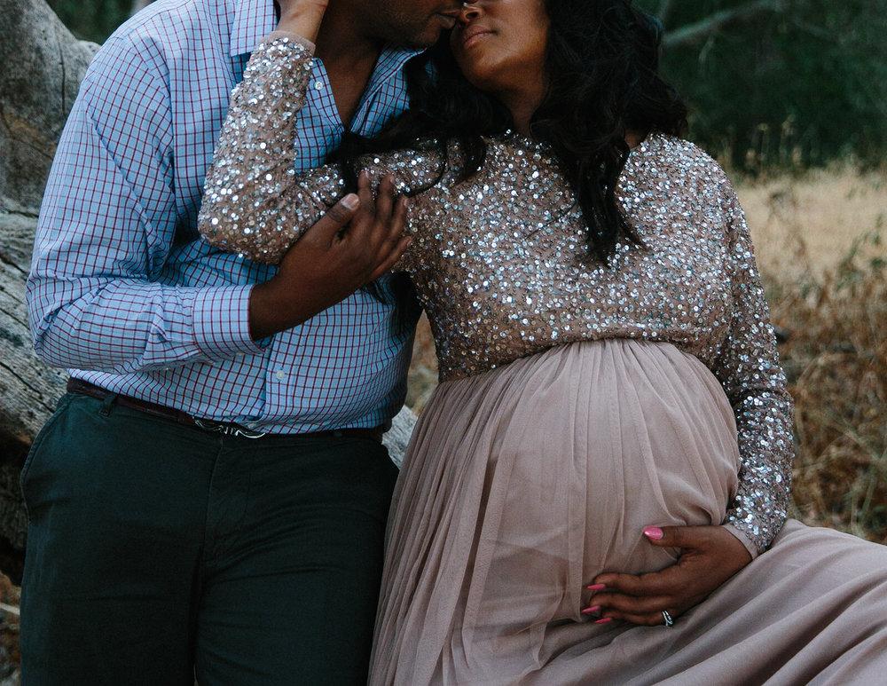 fremont maternity session
