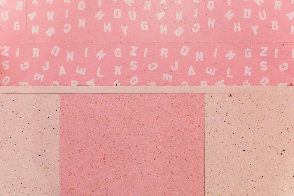 pink and cream san francisco