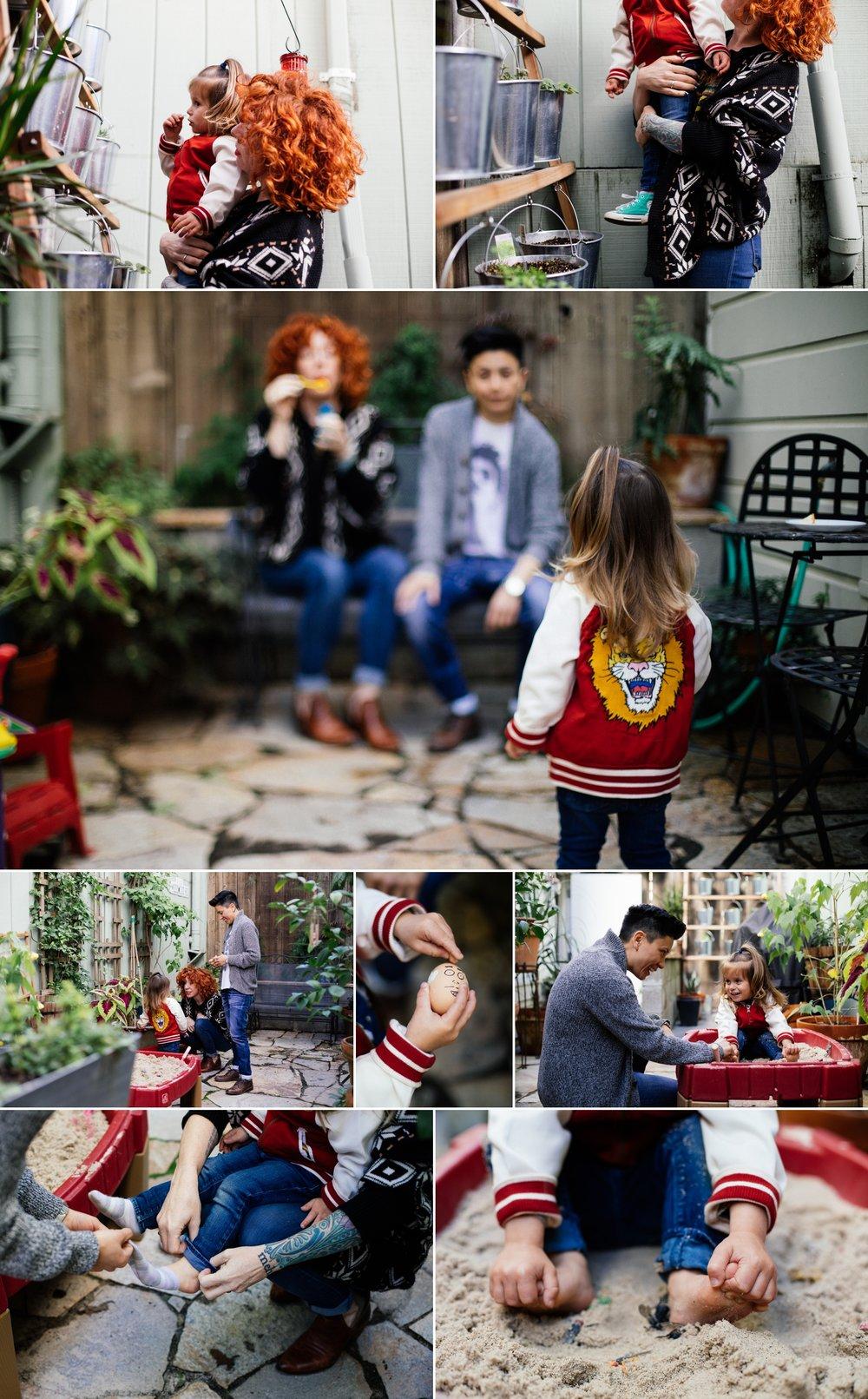 San Francisco Inclusive Family Photographer