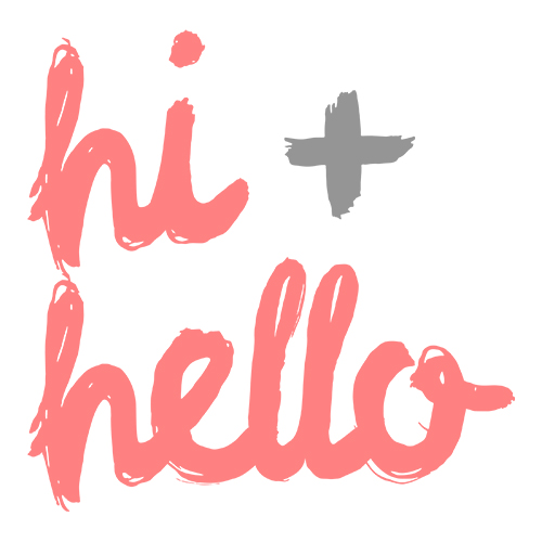Hi + Hello Photography | San Francisco Bay Area + Dallas, Texas