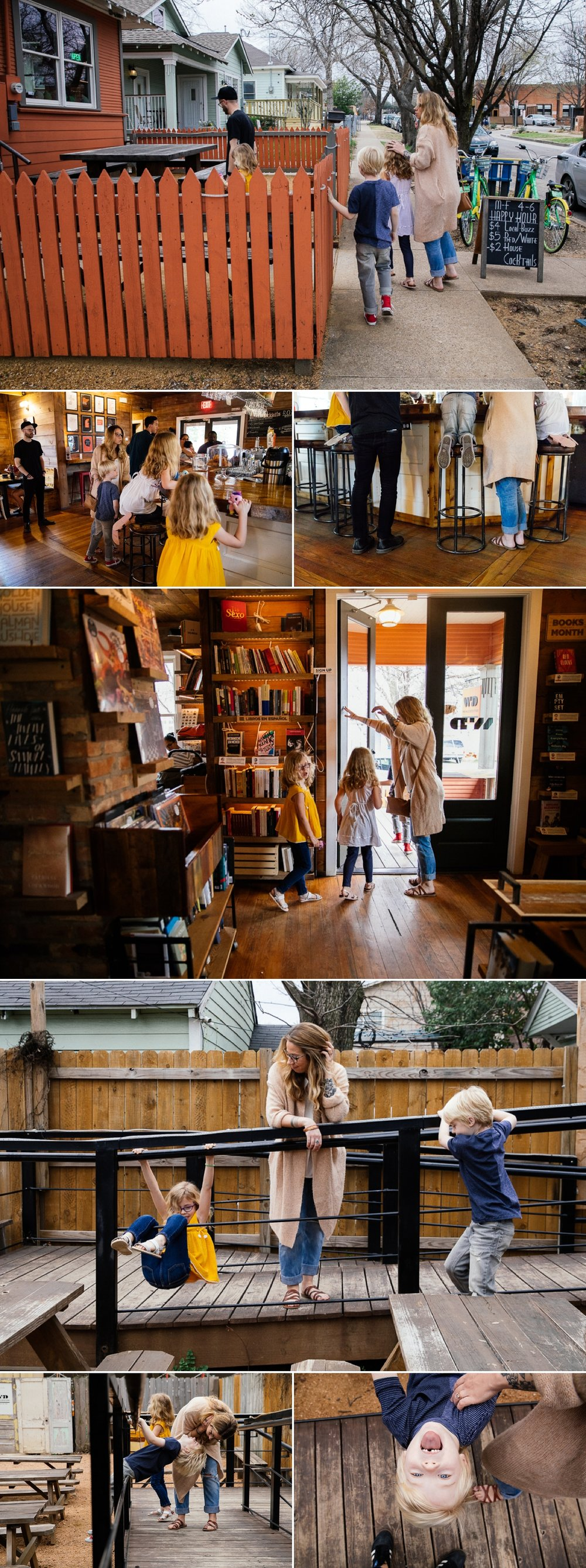 Dallas Fort Worth Documentary Family Photographer
