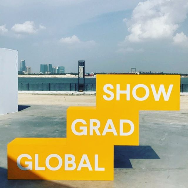 What an amazing week at V3 of the Global Grad Show at Dubai Design week. Thank you everyone who came out to see the show!