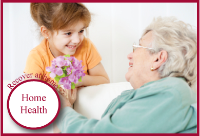 A health care crisis does not mean you have to leave your home. Nurses & Company's Home Health Team will keep you safe in your home and get you back to your normal routine quickly.  Learn more