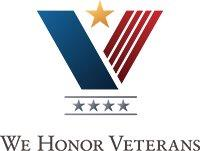 We are proud to be participating partners of the We Honor Veterans Program.   -