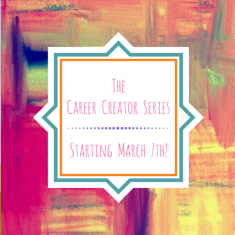 The Career Creator Series