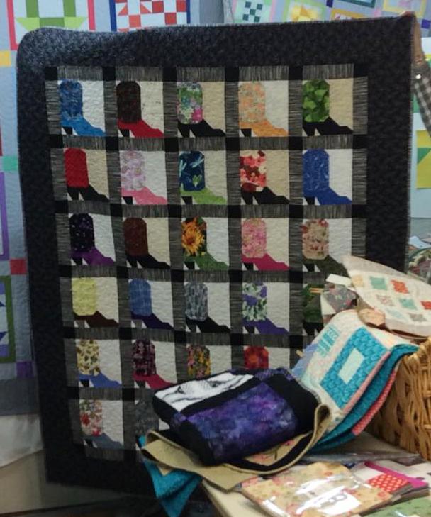Saturday Sampler — Tiger Lily Quilt Co. : tiger lily quilt shop - Adamdwight.com