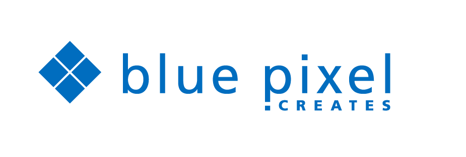 Blue Pixel Creates