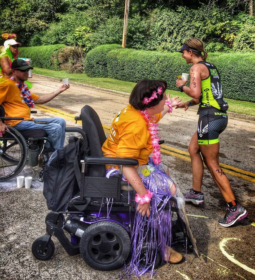 Ironman chattanooga volunteer